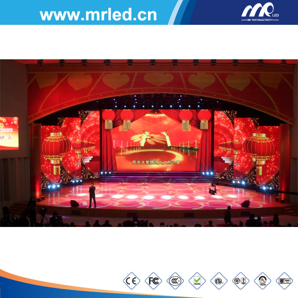 Low Power Consumption Stage LED Display pictures & photos