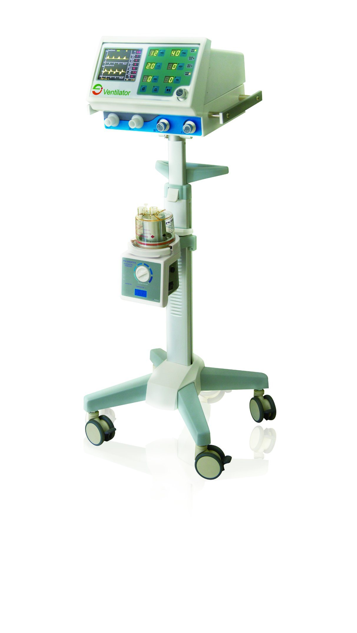 High Quality Medical/Hospital Ventilator Lh8500 for Operation and Rehabilitation pictures & photos