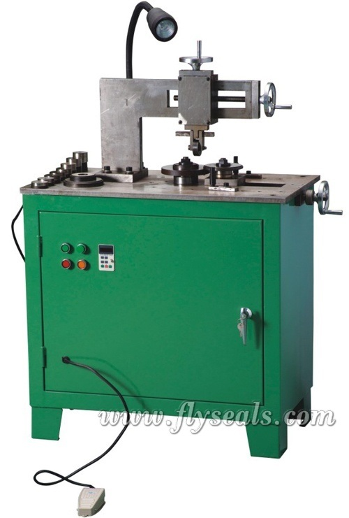 Double Jacketed Gasket Machine (PX1410)