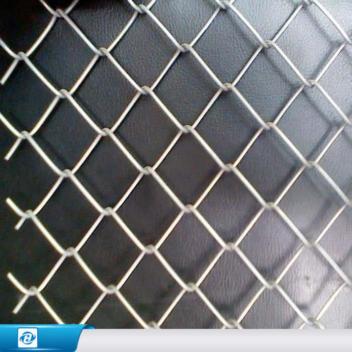 China High Quality Diamond Wire Mesh/Chain Link Fence - China PVC ...