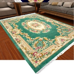 Luxury Hand Knotted Wool Carpets Rugs