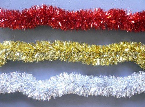 China tinsel garland ft ft china tinsel garland christmas