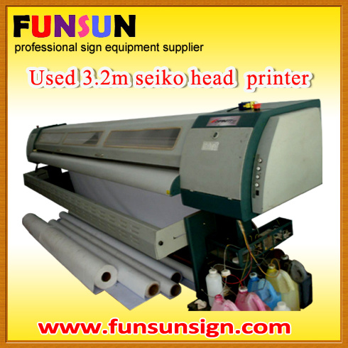 [Hot Item] Phaeton /Infiniti Second Hand Printer (3 2m seiko head, good  qualtiy, cheap price)