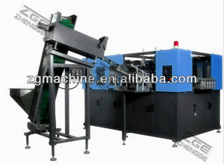Fully Automatic Rotary Blow Molding Machine pictures & photos
