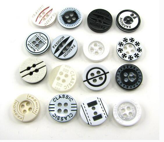 Wholesale Manufacturer Fashion Shirt Button for Man and Woman Garment