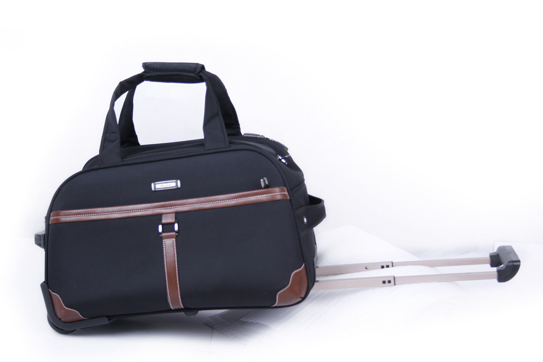 5516ea28d8d9 [Hot Item] Cheap Price Duffle Bag Promotional Trolley Luggage Bag Travel  Luggage