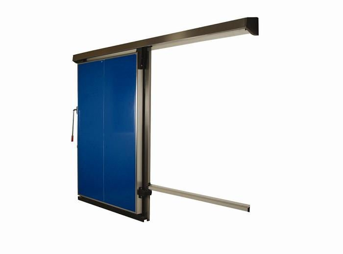 Cold Room Hand Handle Sliding Door pictures & photos