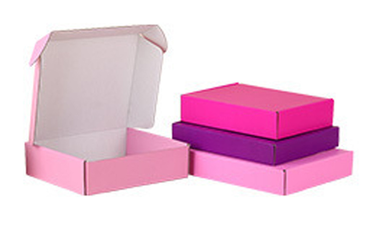 Hot Item Custom Decorative Boxes Cardboard Shipping Boxes