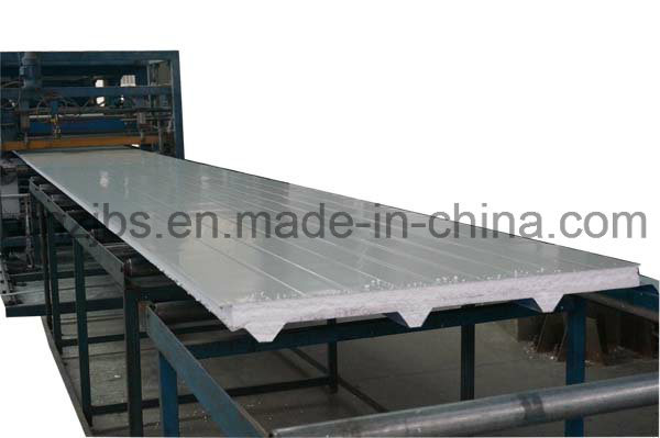 Cold Room Used EPS Foam Sandwich Panel