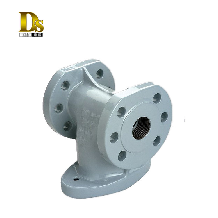 [Hot Item] Best Selling Grey Cast Iron and Ductile Cast Iron Sand Casting  Products
