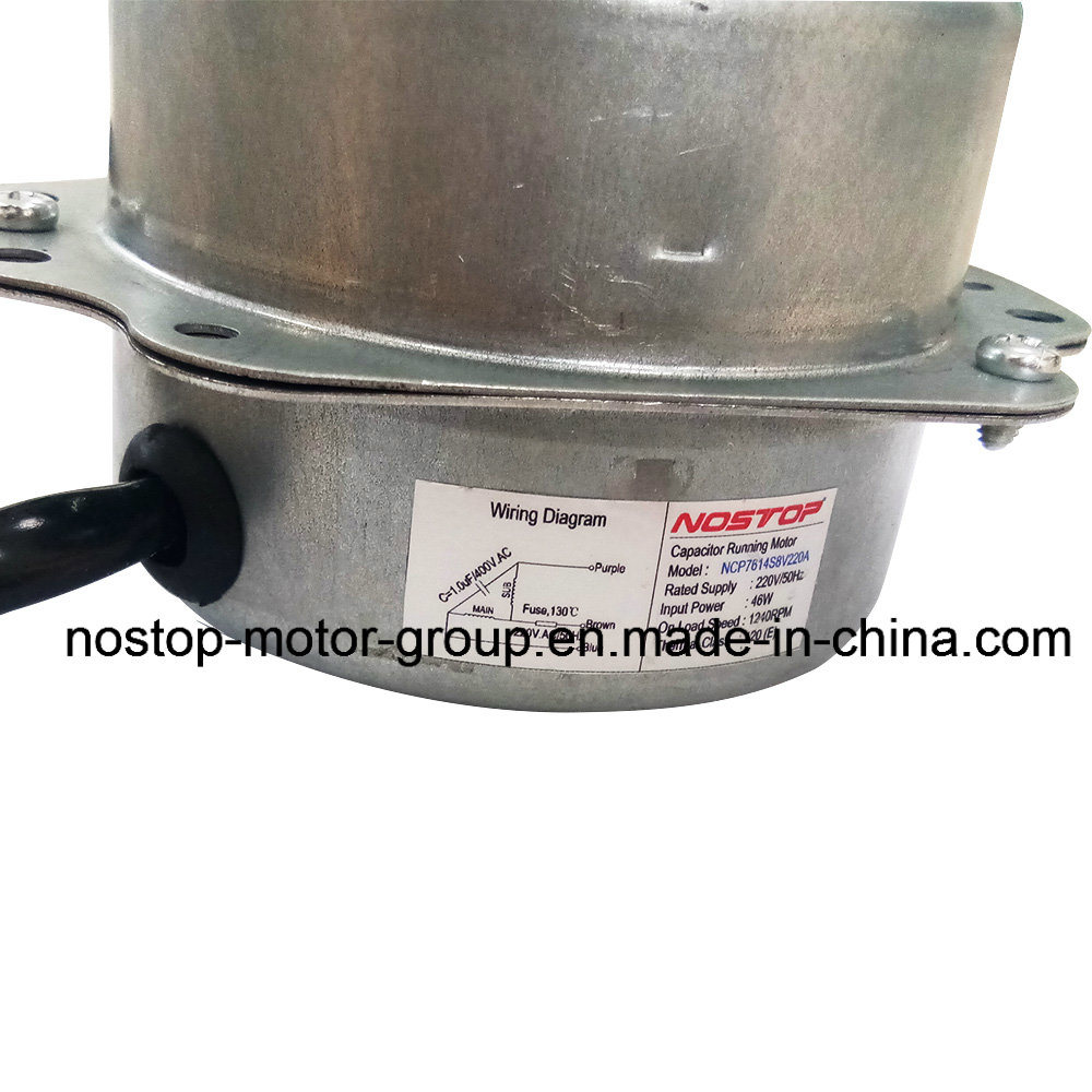 China Ac Exhaust Ventilation Axial Fan Electric Asynchronous Motor Electrical Wiring 220 Blower