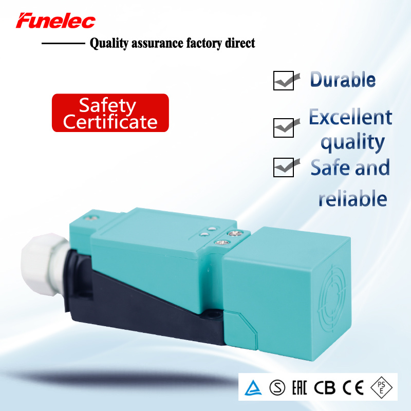China Funelec 0-10V Analog Output Proximity Sensor Switch ...