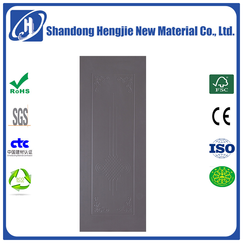 China Building Material Waterproof Fire Rated Wpc Interior Door With
