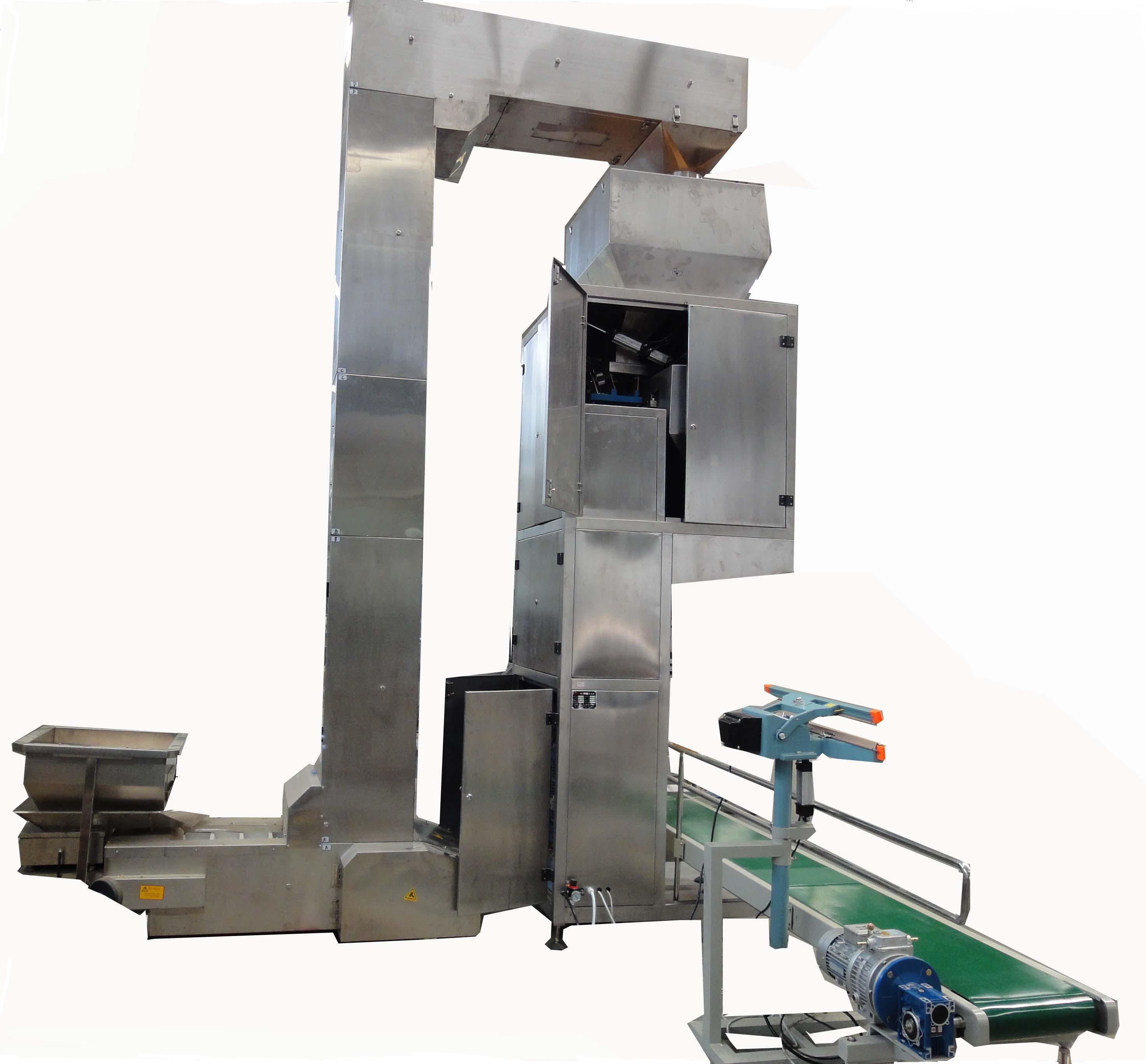 Granule Weighing Packing Bagging Machine