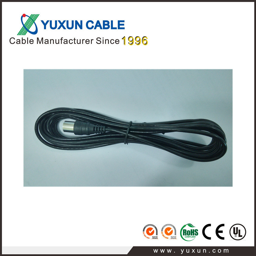 China 75 Ohm 1.5c-2V Cable Assembly with F Connector - China 1.5c2V ...