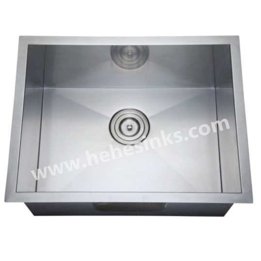 Cupc Approved Under Mount Stainless Steel Handmade Wash Sink (HMSS2218) pictures & photos