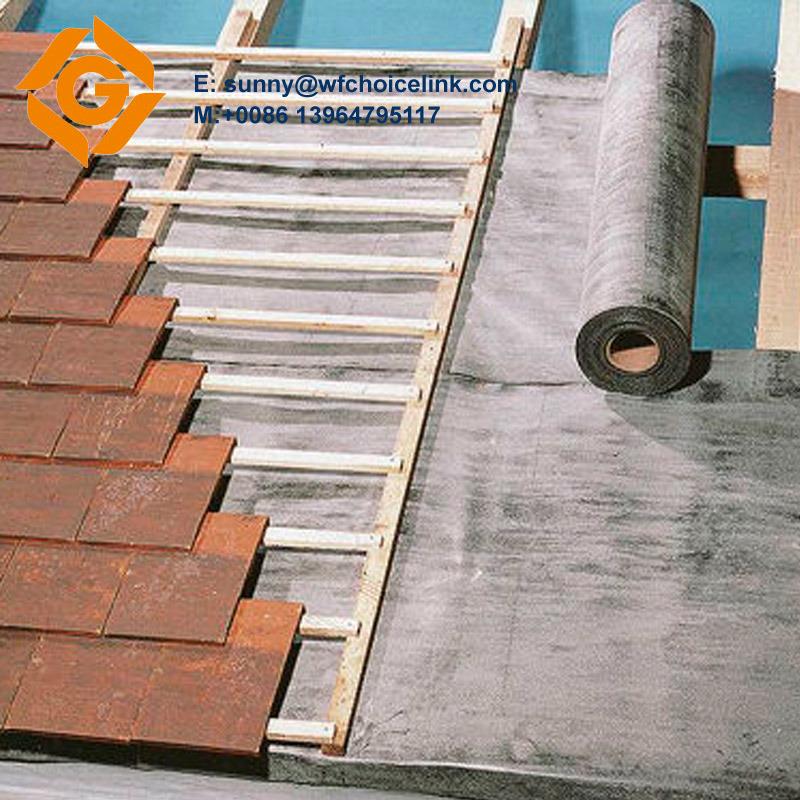 гидроизоляция для крыши из металлочерепицы