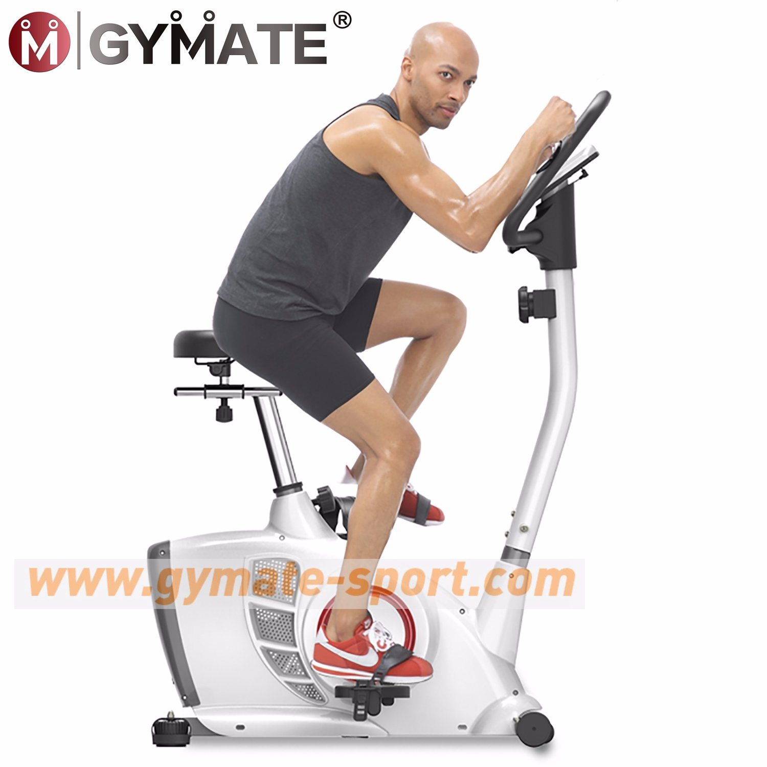 China Fitness Upright Home Use Magnetic Ergometer Spinning