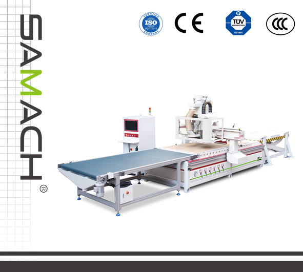 China High Quality Wood Engraving Machine Woodworking Cnc Router
