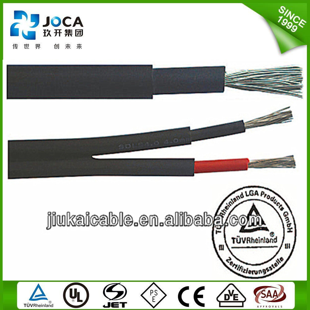 China Promotion XLPE Insulated PV Solar Electric Power Cable pictures & photos