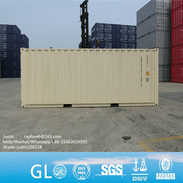 Germany Netherlands Italy Gl BV CCS ABS Certified Shipping Container Price pictures & photos