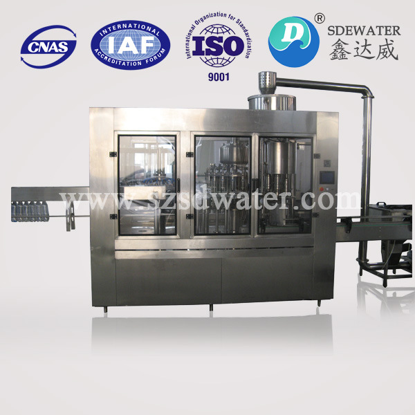Automatic Still Mineral Water Liquid Bottle Filling Machine
