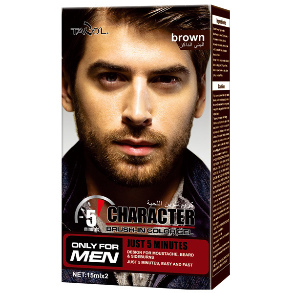 China for Man Use Mustache Color Cream cosmetic - China Hair Color ...