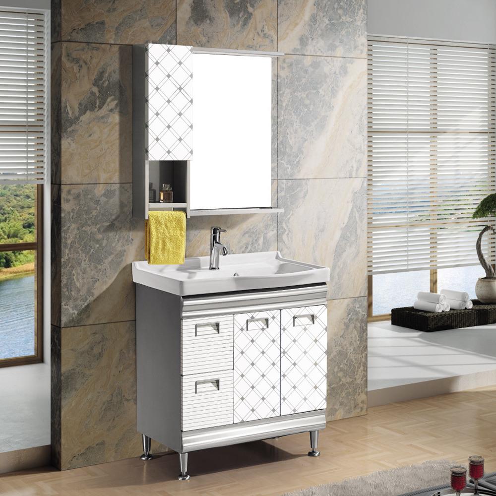 Bathroom Vanity Cabinet Wash