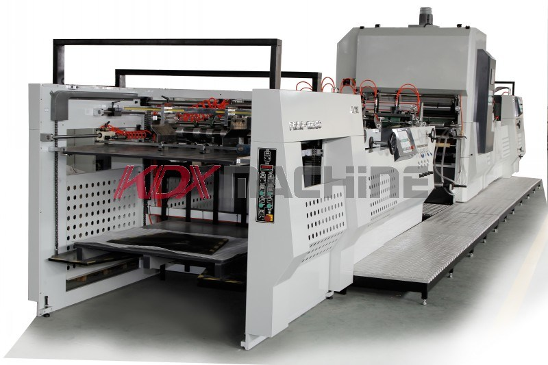 High Speed Laminating Machine with Hot Knife (KMM-1220C)