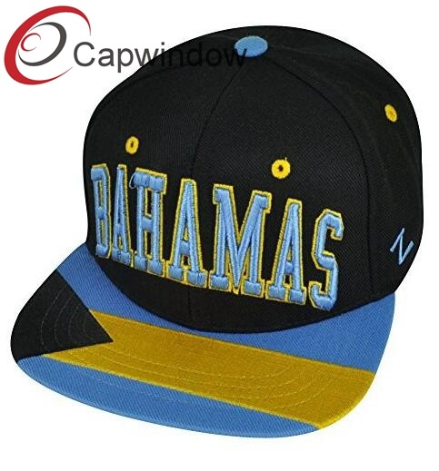 a98748c2c9b China Promotion 6 Panel Snapback Hat with Sublimation Print - China ...