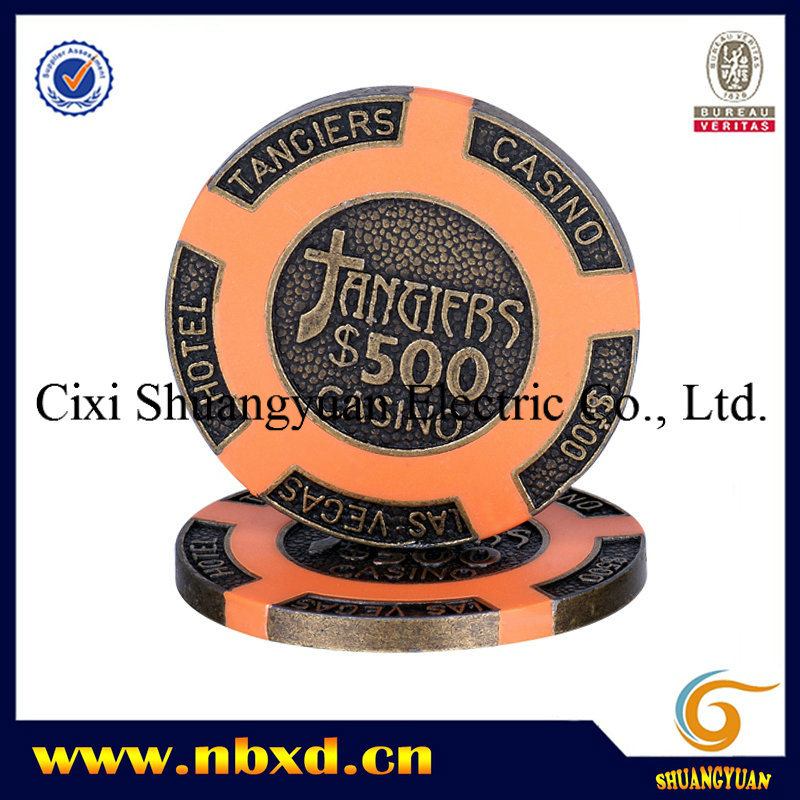 16g Tangiers Casino Chip (SY-F02-1) pictures & photos