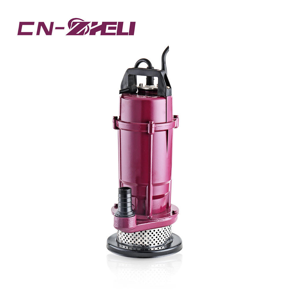Qdx Series High Quality 0.5 HP Submersible Water Pump for Clean Water pictures & photos