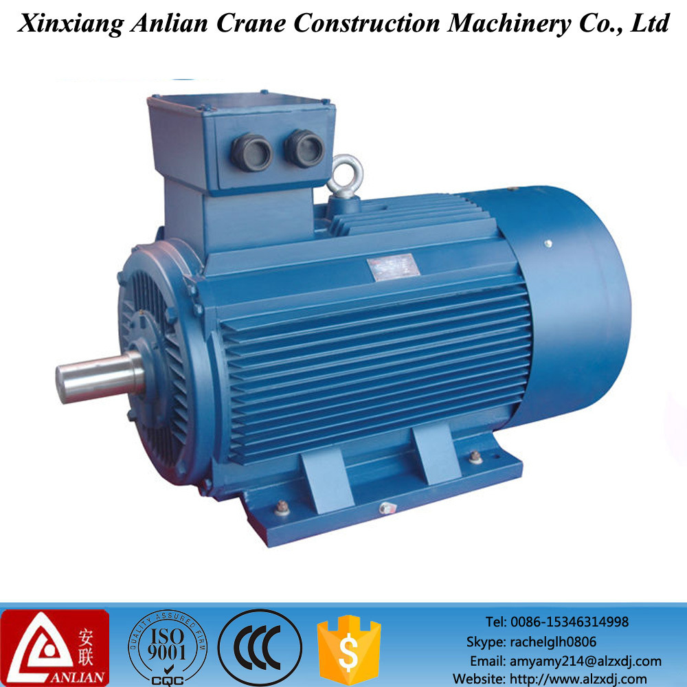 China Y2 Three Phase AC Inducion Motor Electric 4kw Photos ...