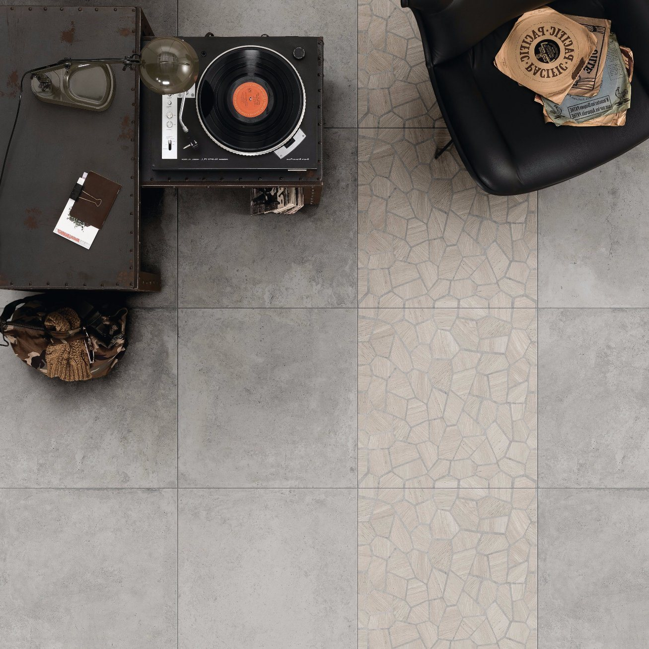 China Italian Design Ceramic Tile Floor And Wall Interior Porcelain Cvl603 Building Material