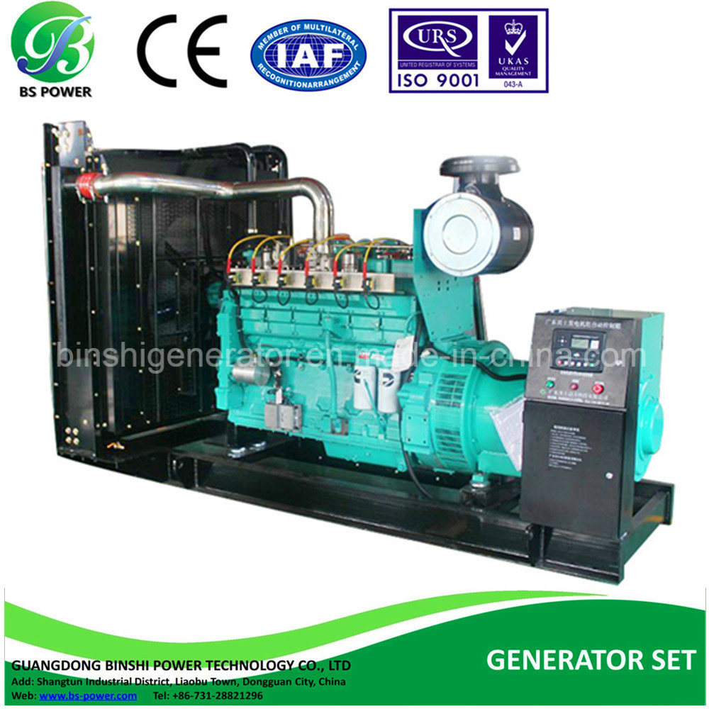 [Hot Item] High Quality Water Cooling Generator / Generating Set / Genset  Powered by Cummins Engine with Ce, ISO, SGS Approval (BCF110)