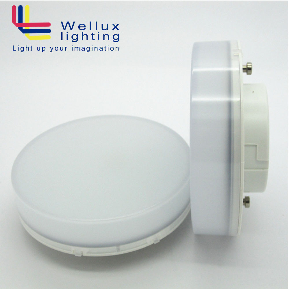 Ecola GX53 - LED lamps. Advantages of a new type of lighting
