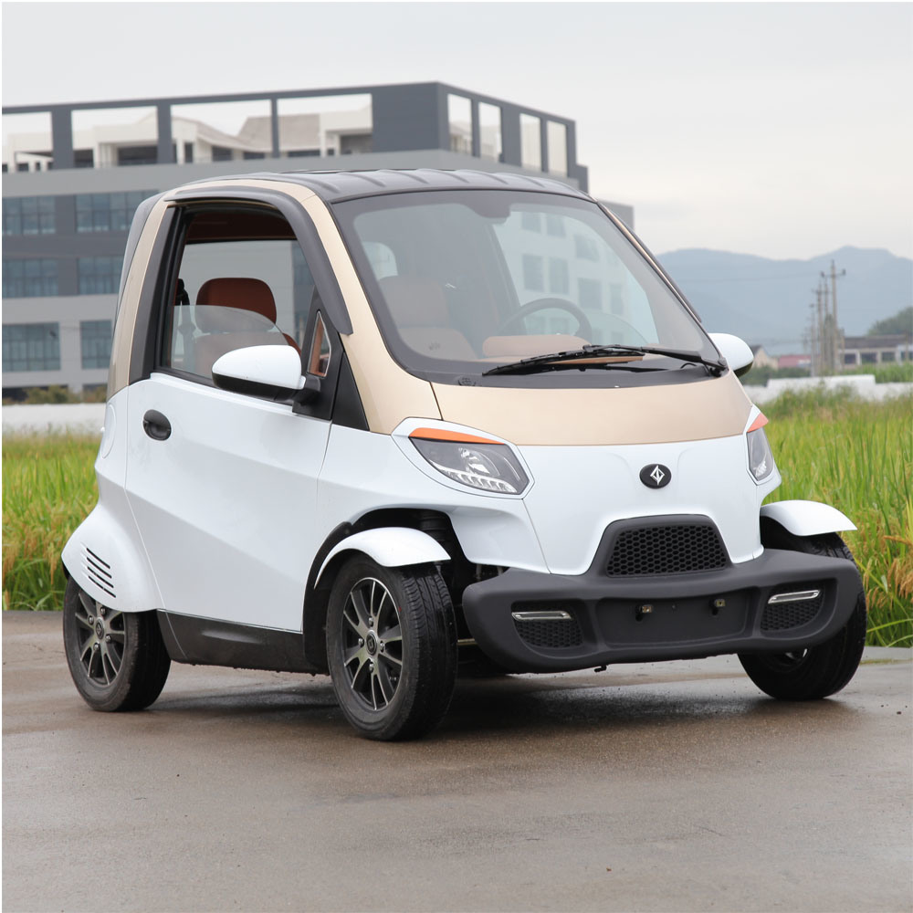 China Convenient High Sd Smart Small Electric Vehicle For Two Person Car 2