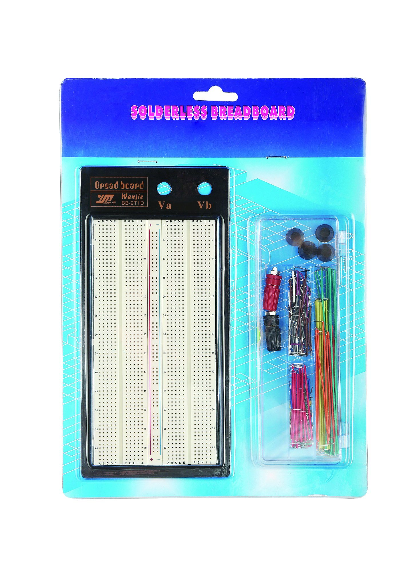 China Solderless Breadboard with Jumper Wire - China Breadboard ...