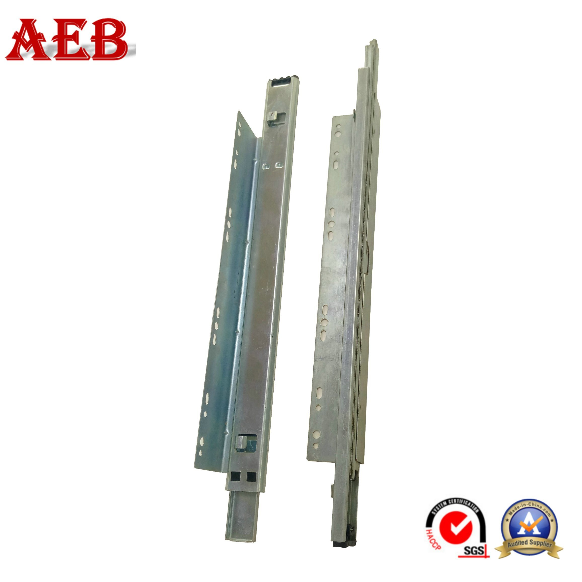 drawers ujbxfkqjolhk slides drawer product boxes bearing rail tool china telescopic guide linear inch ball hanging slide
