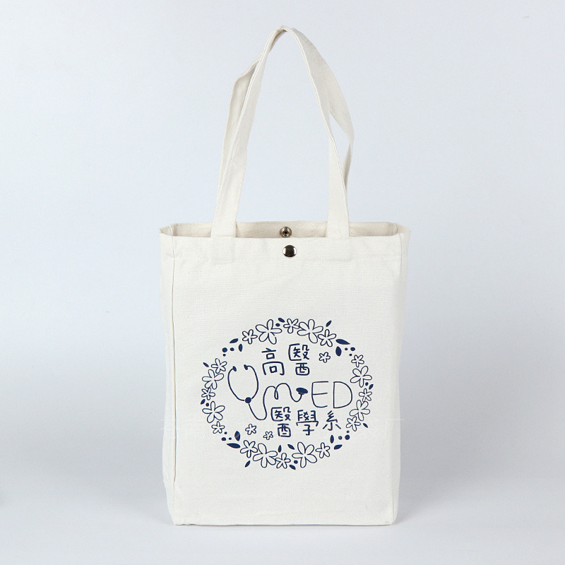 60efd7bcd China Wholesale Promotional Custom Printed Natural Cotton Canvas Cloth  Carry Tote Shopping Bag - China Shopping Tote Bag, Cotton Bag