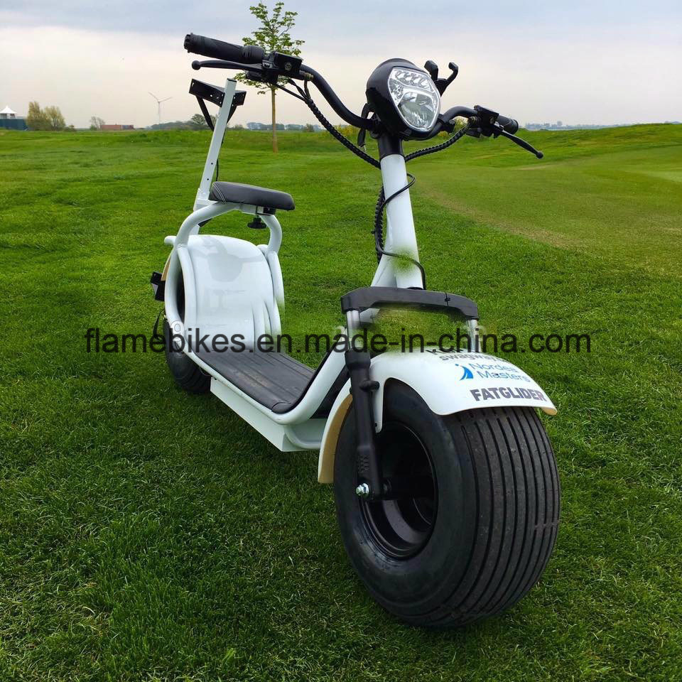 China 1500W Golf Scooter with Lithium Battery - China