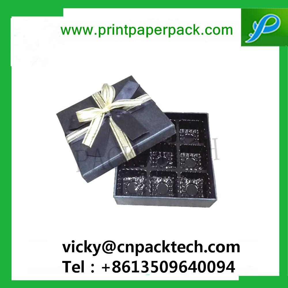China Custom High End Cardboard Candy Box Christmas Paper Gift Box ...