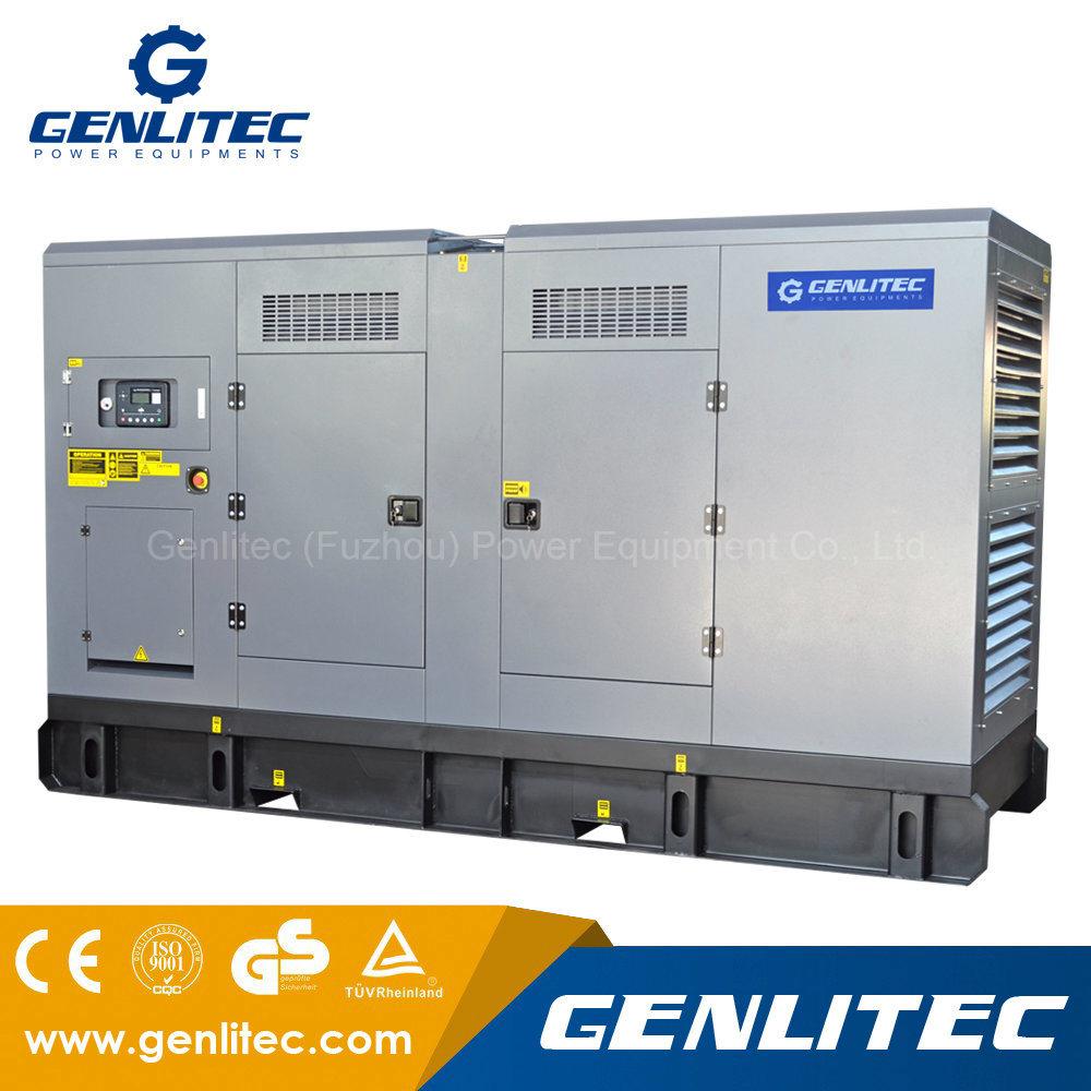 China Silenced Diesel Generator 250 kVA Powered by Cummins Engine  6ltaa8.9-G2 - China Generator 250 kVA, Diesel Generator