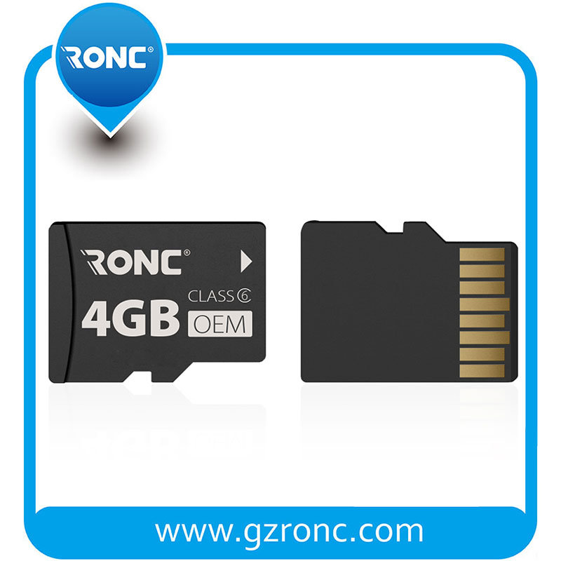 OEM Logo Cheap Price Memory Card 32GB 64GB pictures & photos