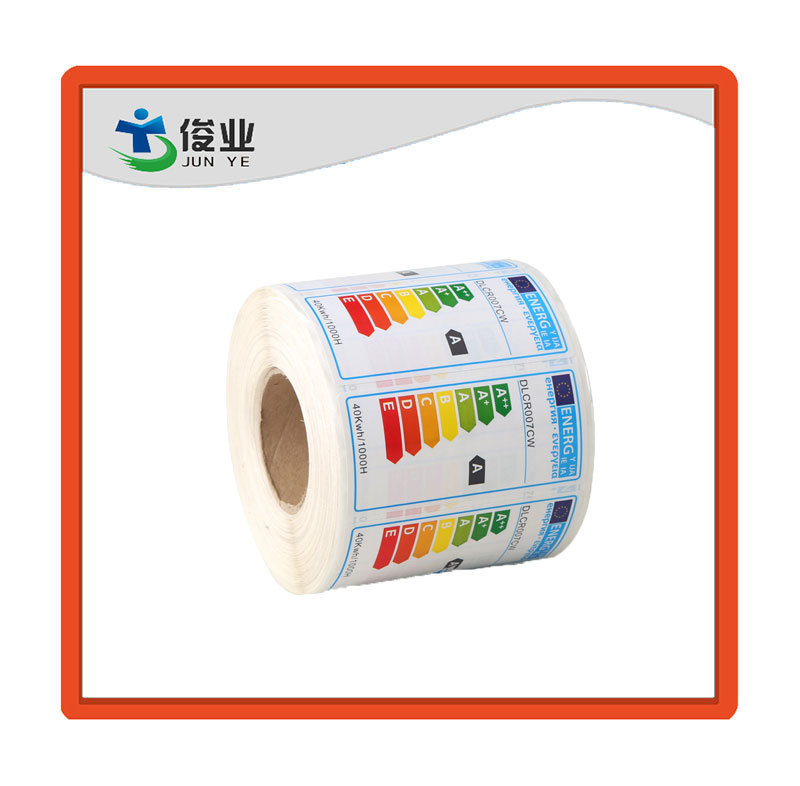 High Adhesive Fridge Household Appliances Labels Reel Sticker for Refrigerator pictures & photos