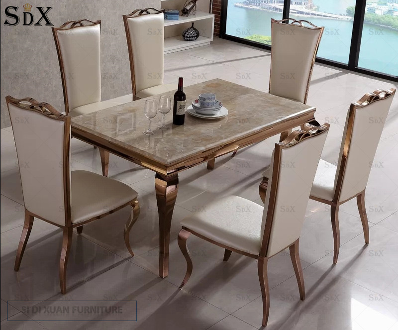 China High Quanlity Hotel Banquet Stainless Steel Dining Chair For