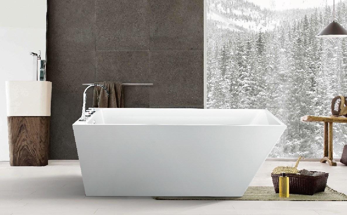 Wholesale Acrylic Freestanding Bathtub - Buy Reliable Acrylic ...