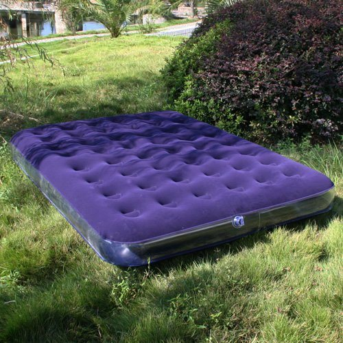 China New Design Inflatable Double Air Bed For Sale China Air Bed