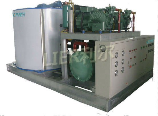 15ton Per Day Flake Ice Making Machine for Seafood Market pictures & photos