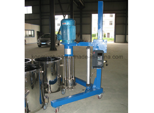 Inks Basket Grinding Mill Machine pictures & photos